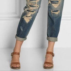 Fiorentini + Baker Harper Hoss leather sandals S36